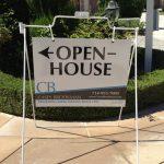 Jacksonville Real Estate Signs real estate sidewalk sign 150x150